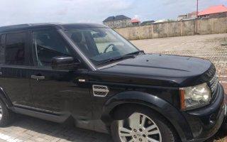 Nigeria Used Land Rover LR4 2010 Model Black