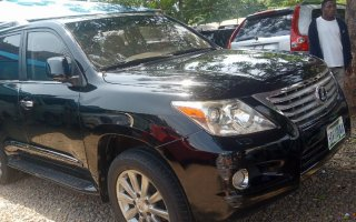 2011 Lexus LX for sale