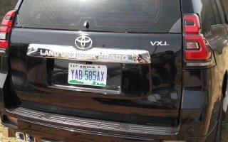 2013 Toyota Land Cruiser Prado for sale
