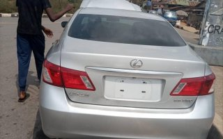 Lexus ES 2009 ₦3,400,000 for sale