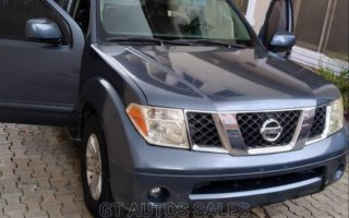 2007 Nissan Pathfinder for sale in Ikeja