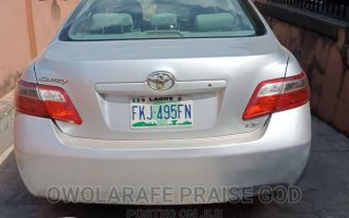 Toyota Camry 2008 ₦2,100,000 for sale
