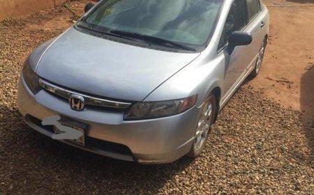 Honda Civic 2007 For Sale >> All Honda Civic 2007 For Sale In Nigeria