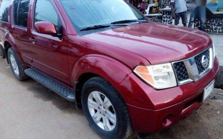 2006 Nissan Pathfinder For Sale >> All Nissan Pathfinder 2006 For Sale In Nigeria