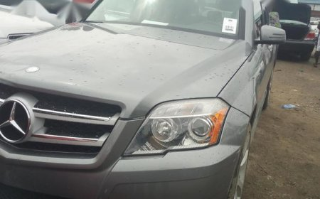 All Mercedes-Benz GLK-Class for sale in Lagos Nigeria