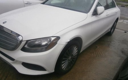 C300 Mercedes 2015 Price >> Need To Sell Black 2015 Mercedes Benz C300 At Price