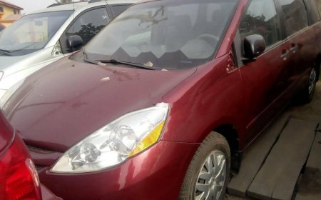new and used toyota sienna for sale at best prices in nigeria new and used toyota sienna for sale at