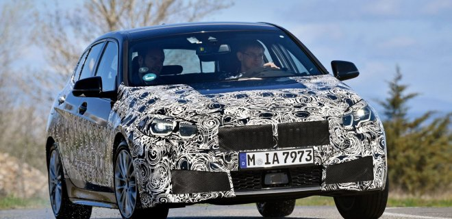 See photos & details of the 2020 BMW 1 Series compact car which is set to get 306hp