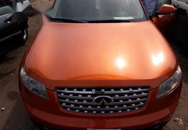 Infiniti FX 2005 35 Orange for sale-3