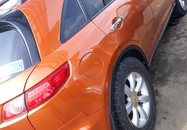 Infiniti FX 2005 35 Orange for sale-1