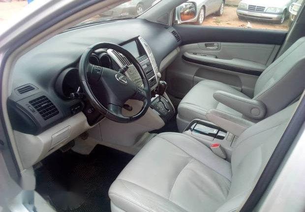 Lexus RX 350 2007 Gray color for sale -2