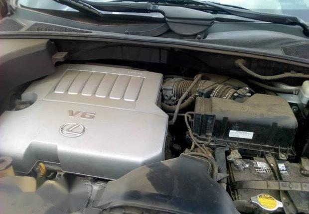 Lexus RX 350 2007 Gray color for sale -3