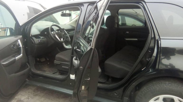 Ford Edge 2014 Petrol Automatic Black for sale-6