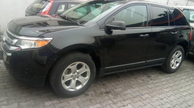 Ford Edge 2014 Petrol Automatic Black for sale-5