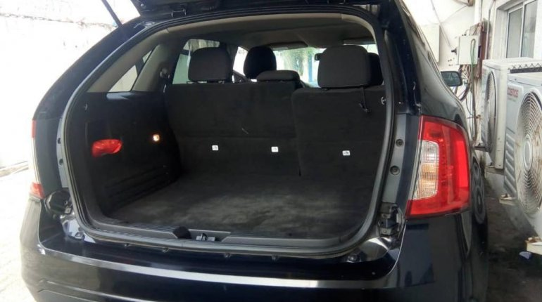 Ford Edge 2014 Petrol Automatic Black for sale-2