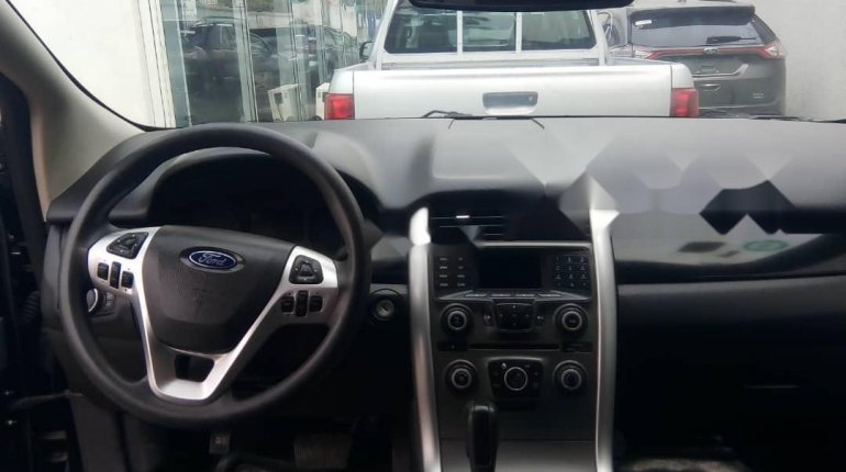 Ford Edge 2014 Petrol Automatic Black for sale-4