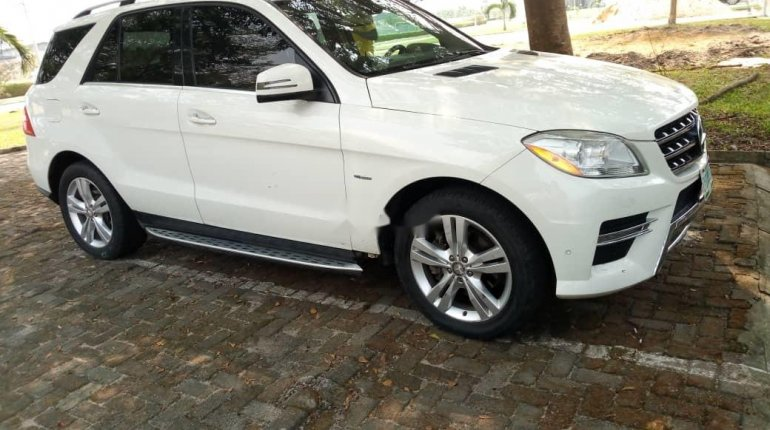2012 Mercedes-Benz ML350 Automatic Petrol well maintained for sale-2