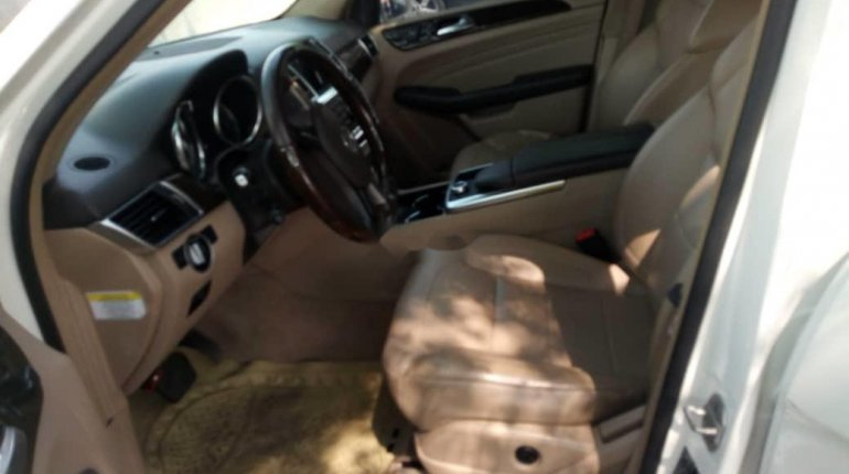 2012 Mercedes-Benz ML350 Automatic Petrol well maintained for sale-1