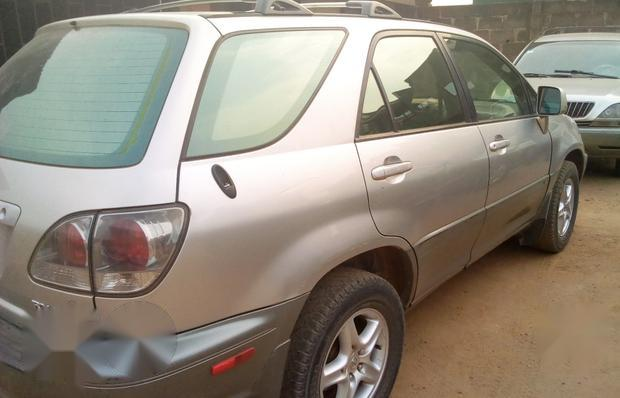 Lexus RX 2002 Silver for sale-2