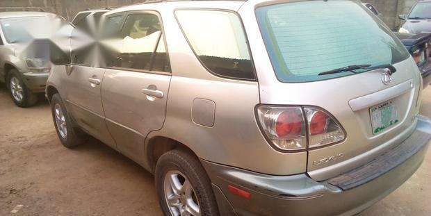 Lexus RX 2002 Silver for sale-0