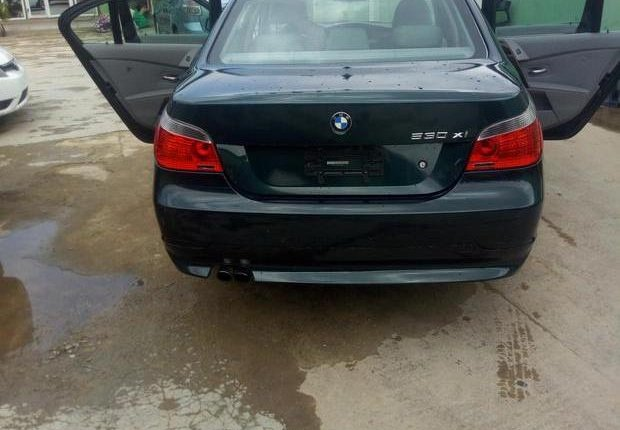 Very sharp neat 2007 BMW 530i for sale in Lagos-6