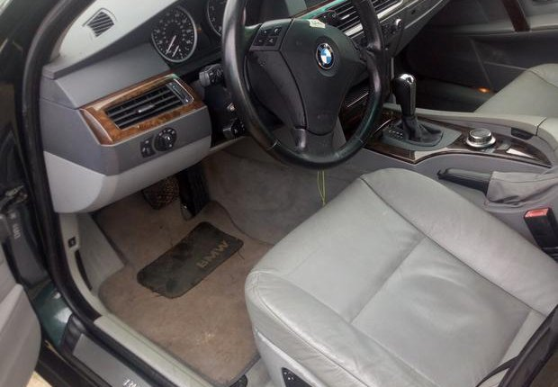 Very sharp neat 2007 BMW 530i for sale in Lagos-8