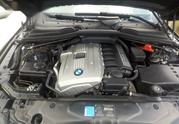 Very sharp neat 2007 BMW 530i for sale in Lagos-4