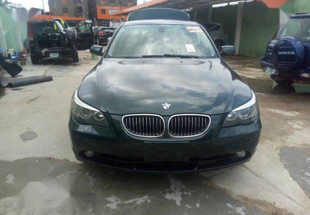 Very sharp neat 2007 BMW 530i for sale in Lagos-0