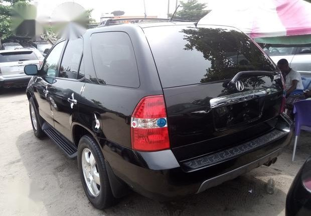 Clean Foreign used Acura MDX 2003 Black-2