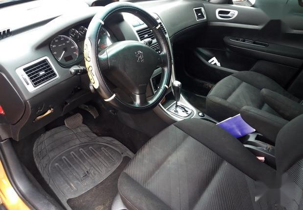 Well Maintained Nigerian used Peugeot 307 2009 CC 1.6 Gold-10