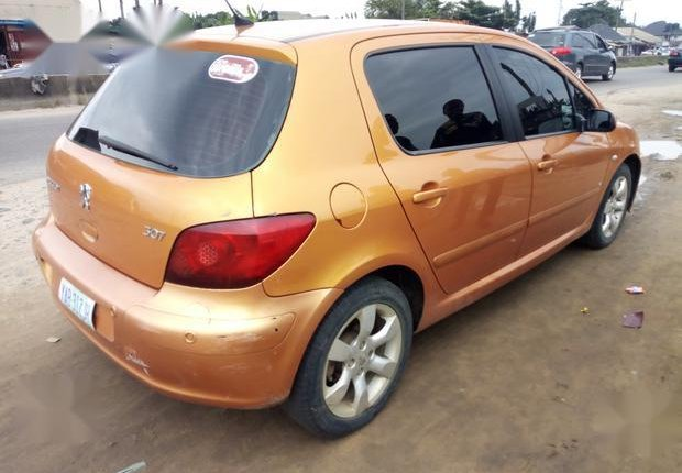 Well Maintained Nigerian used Peugeot 307 2009 CC 1.6 Gold-2