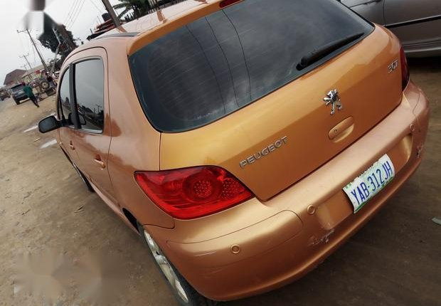 Well Maintained Nigerian used Peugeot 307 2009 CC 1.6 Gold-4