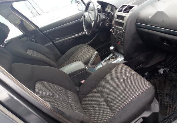 Nigerian Used Peugeot 407 2005 Black-3