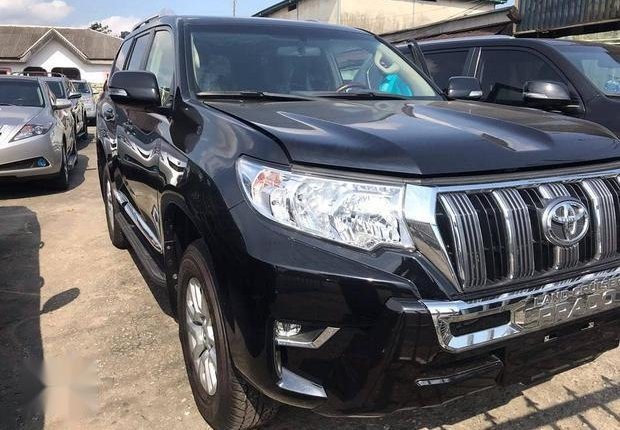 Very Clean Foreign used Toyota Land Cruiser Prado 2018 Limited Black-6