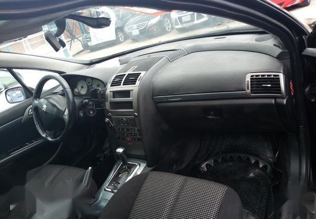 Nigerian Used Peugeot 407 2005 Black-4