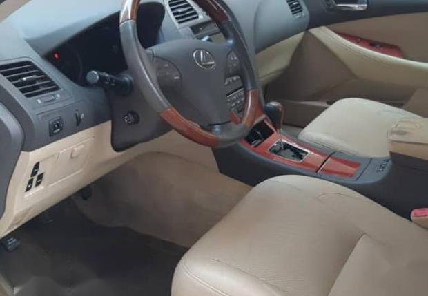 Clean Tokunbo Lexus ES 2008 White-3