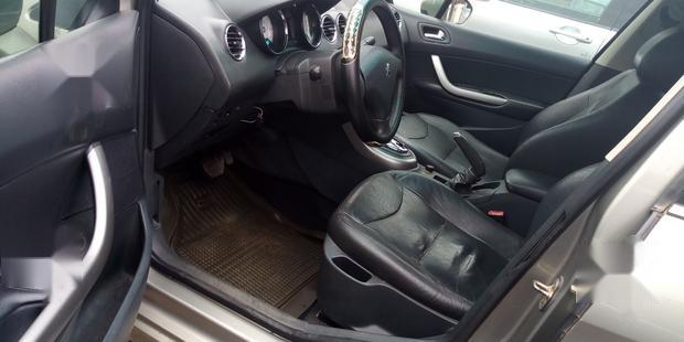 Clean Nigerian Used Peugeot Vivacity 2018 Gold-4