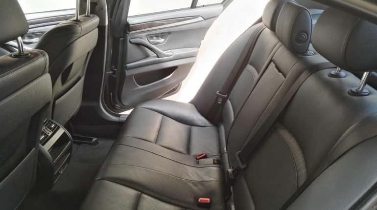 Need to sell used 2014 BMW 530i automatic in Lagos at cheap price-1