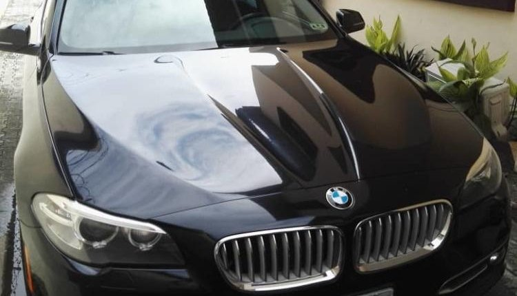 Need to sell used 2014 BMW 530i automatic in Lagos at cheap price-4
