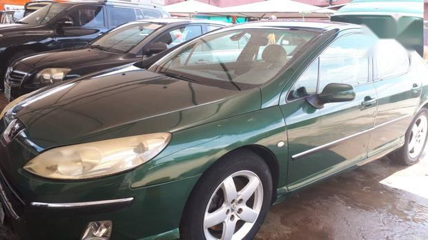 Nigerian Used Peugeot 407 1998 Green