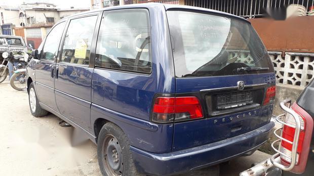 Super Clean Tokumbo Peugeot 806 2000 2.0 Blue-6