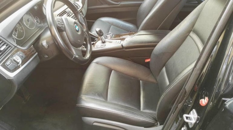 Need to sell used 2014 BMW 530i automatic in Lagos at cheap price-3