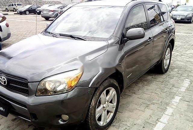 Clean Nigerian Used  Toyota RAV4 2006-3