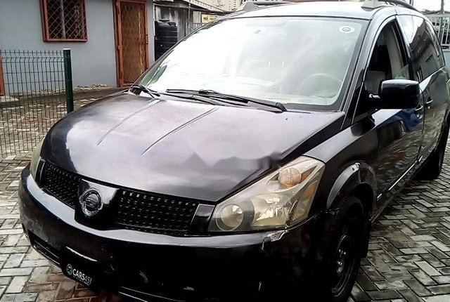 Super Clean Nigerian used Nissan Quest 2006-3
