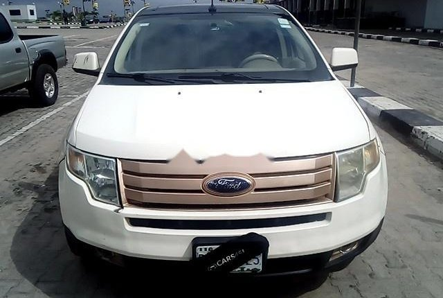 Super Clean Nigerian used 2007 Ford Edge Petrol Automatic-0