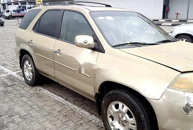 Neat Nigerian used 2002 Acura MDX for sale-6
