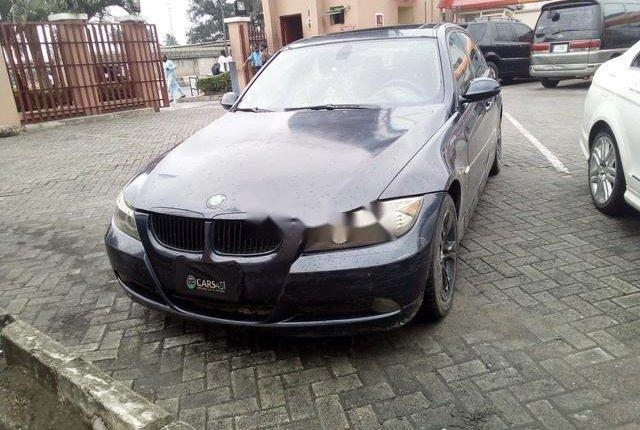 Clean Nigerian Used BMW 5 Series 2008-3