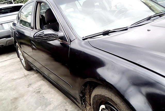 Clean Nigerian Used Nissan Altima 2006-6