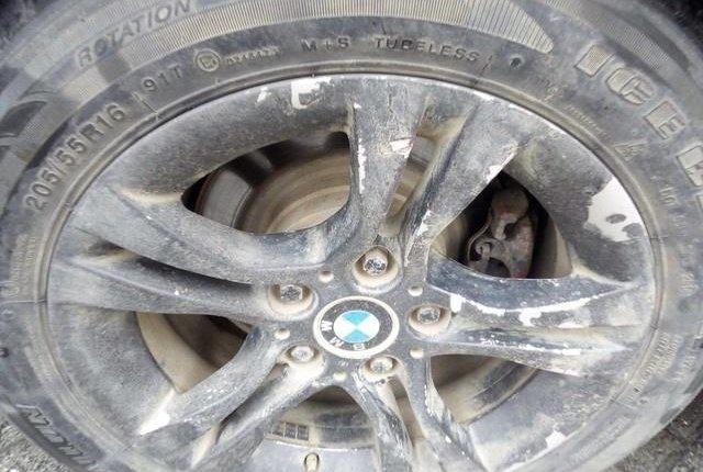Clean Nigerian Used BMW 5 Series 2008-13