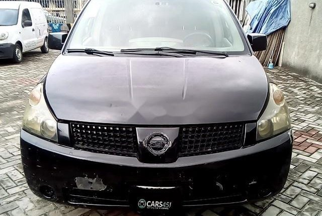Super Clean Nigerian used Nissan Quest 2006-1